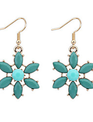 Great Fashion Style Flower Earrings