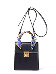 NAWO Mini vertical small party handbags leather contracted handbag shoulder inclined shoulder bag female bag