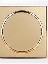 appliance matérielle vierge or panneau de champagne groupe spécial de remplissage circulaire du trou