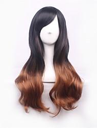 lolita noir harajuku ombre perruque perruques synthétiques Perruques pelo naturel pas cher l'anime perruque cosplay perruque synthétique