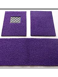 pvc protecção ambiental automóvel anel de arame linha de seda rolo de carpete pad