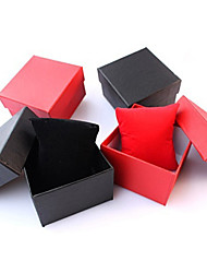 Random Color Paper Jewelry Box
