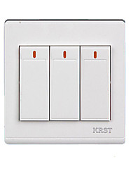 Krst tipo 86, interruptor de dois três