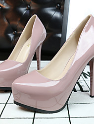 Women's Shoes Patent Leather  high Heels  Pointed Toe women pump  Wedding Party & Evening Dress Stiletto Heel