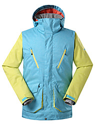 Gsou snow fashion  ski jackets /snowboard/double snowboard jackets/men outdoor windproof waterproof ski-wear