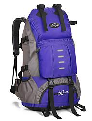 50 L Rucksack Legere Sport / Reisen / Laufen Draußen / Leistung Wasserdicht / Multifunktions andere Nylon N/A