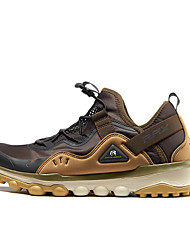 Rax Men's Hiking Mountaineer Shoes Spring / Summer / Autumn / Winter Damping / Wearable Shoes Gray / Blue / Brown