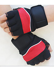 New Outdoor Gloves Bike Riding Motorcycle Sport Semi Finger Gloves