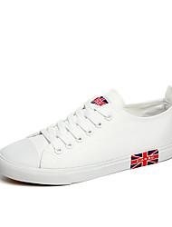 Men's Fashion Shoes Casual/Travel Canvas Breathable Flats Board Shoes EU38-EU43