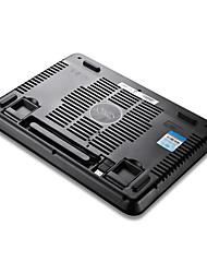 fãs usb refrigeração profissionais mudos 14 polegadas para laptop