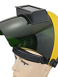 headset pc Huate escurecendo automaticamente soldagem cap soldagem capacete máscara anti-choque