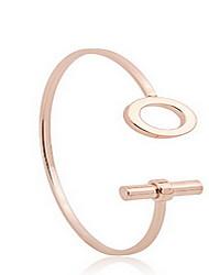 Gold Cuff Bangle Bracelet(set of 1)