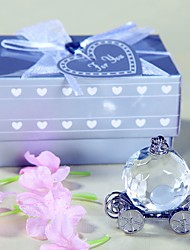 Beter Gifts® Recipient Gifts - 1Piece/Set Crystal Baby Shower Favors, Gender Reveal Party Souvenirs