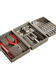 caixa de kit doméstico caixa de ferramentas multifuncional hhardware ferramenta de combinação caixa de ferramentas quadrado