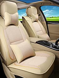 couverture de siège de voiture de luxe unique universel siège de protection housses de siège fixé