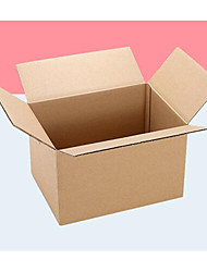 3-Layer Special Hard Cardboard Package Courier Aircraft Protective Gift Box