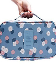 Women PU Formal Carry-on Bag Blue