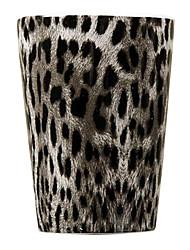 moderno estilo de decoração para casa leopardo vaso de cerâmica
