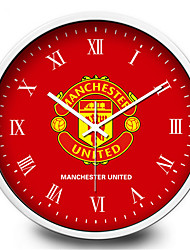 Creative Soccer Home Sports Silent Creative Wall Clock