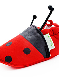 Baby Shoes Outdoor / Work & Duty / Casual Cotton Loafers Red