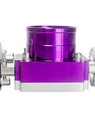 de alumínio 70 milímetros universal acelerador corpo do acelerador