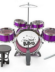Children'S Intelligence Simulation Jazz Drum Rack Drum Percussion Musical Instruments