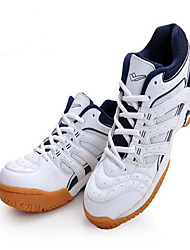 Men's Shoes PU Athletic Shoes Volleyball Shoes Lace-up White