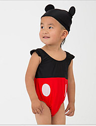 Boy Nylon Swimwear,Summer Short Sleeve