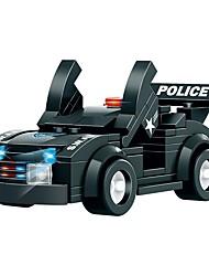 Building Blocks For Gift  Building Blocks Model & Building Toy Car Plastic Above 6 Blue Toys