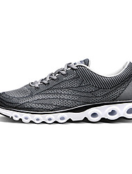 other Road Running Shoes Running Shoes Unisex Anti-Slip Outdoor Low-Top PVC Leather Breathable Mesh Polyester Latex Rubber Running/Jogging