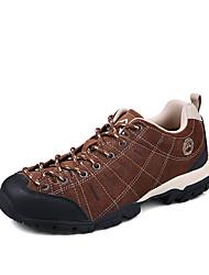 Ботинки / Походные ботинки(Синий / Коричневый) -Муж. / Жен.-Пешеходный туризм