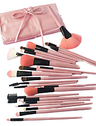 24 PINK MAKEUP BRUSH