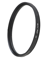 Emoblitz 62mm UV Ultra-Violet Protector Lens Filter Black