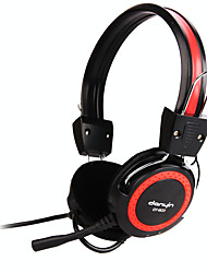 DANYIN DT-803 Headphones (Headband) For Media Player/Tablet / Mobile Phone /PC with Microphone / DJ Stereo Headset