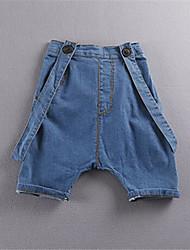 Boy's Cotton Pants,Summer Solid