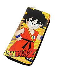 Tasche / Geldbörsen Inspiriert von Dragon Ball Cosplay Anime Cosplay Accessoires Geldbeutel Schwarz Nylon Mann / Frau