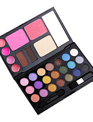 21 Colors EyeShadow Nude Comestic Long Lasting Beauty Makeup