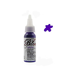 1 × 30 мл Фиолетовый искусство тела