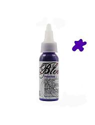 1 × 30 ml violeta artes corporais