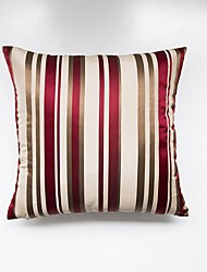 Polyester Housse de coussin,Rayé Traditionnel