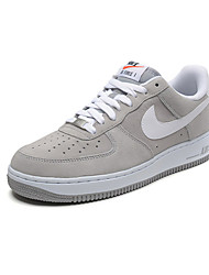 Nike Air Force 1 Low Men's Shoe Skate Athletic Sneakers Shoes Grey Blue Brown