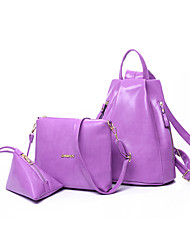 Women PU Formal / Casual / Wedding / Shopping Shoulder Bag Set Bag