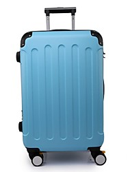 Unisex PVC Outdoor Luggage White / Blue / Green / Yellow / Gold / Silver