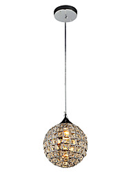 Modern Style K9 luxury Crystal Pendant Light Living Room Dining Room Coffee Room Bar Hallway light Fixture