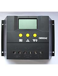 солнечного контроллера заряда PY-cm5024z 12v / 24v 50a