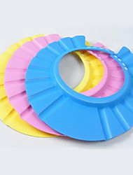 Adjustable Shampoo Cap for Children (Random Colors)