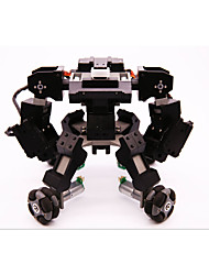 Ganker Ganker1.5 Black / White / Blue fighting Entertainment Robot Radio Control English