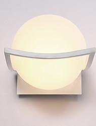 modernes appliques murales en verre design métal casquette de base barres chambre salle à manger de café table de bar luminaire couloir