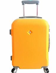 Unisexe PVC Extérieur Bagages Beige / Rose / Bleu / Orange