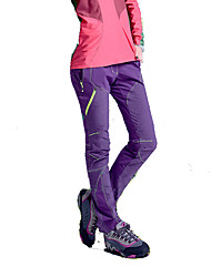 Others Women's Quick Dry Camping & Hiking / Leisure Sports Bottoms Purple
